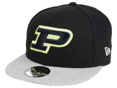 Purdue Boilermakers New Era NCAA 9FIFTY Snapback Cap