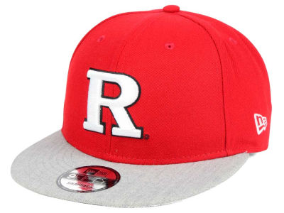 Rutgers Scarlet Knights New Era NCAA 9FIFTY Snapback Cap