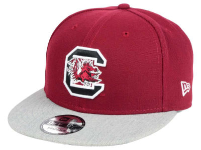 South Carolina Gamecocks New Era NCAA 9FIFTY Snapback Cap
