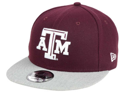 Texas A&M Aggies New Era NCAA 9FIFTY Snapback Cap