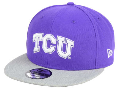 Texas Christian Horned Frogs New Era NCAA 9FIFTY Snapback Cap