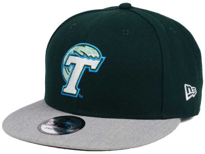 Tulane Green Wave New Era NCAA 9FIFTY Snapback Cap