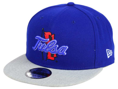 Tulsa Golden Hurricane New Era NCAA 9FIFTY Snapback Cap
