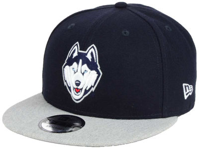 Connecticut Huskies New Era NCAA 9FIFTY Snapback Cap