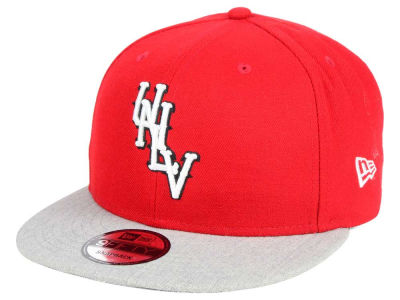 UNLV Runnin Rebels New Era NCAA 9FIFTY Snapback Cap