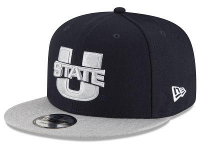 Utah State Aggies New Era NCAA 9FIFTY Snapback Cap