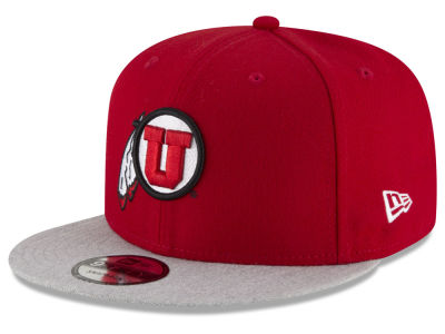 Utah Utes New Era NCAA 9FIFTY Snapback Cap