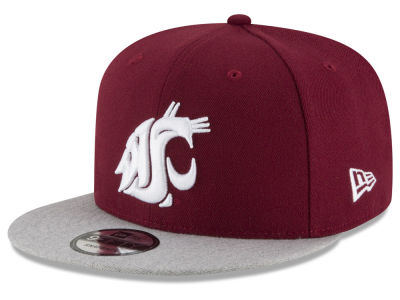 Washington State Cougars New Era NCAA 9FIFTY Snapback Cap