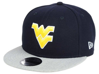 West Virginia Mountaineers New Era NCAA 9FIFTY Snapback Cap