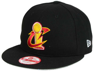 Cleveland Cavaliers New Era NBA Cleveland Champ Trophy 9FIFTY Snapback Cap