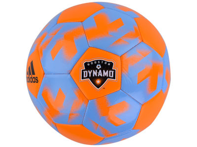 Houston Dynamo adidas Authentic Soccer Ball