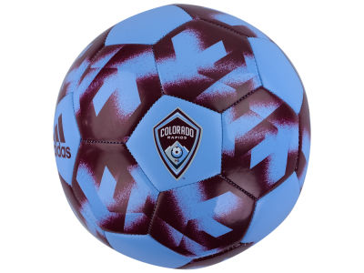 Chicago Fire adidas Authentic Soccer Ball