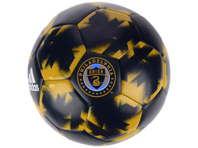 Philadelphia Union adidas Authentic Soccer Ball