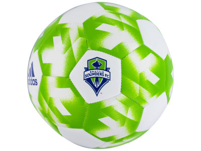 Seattle Sounders FC adidas Authentic Soccer Ball