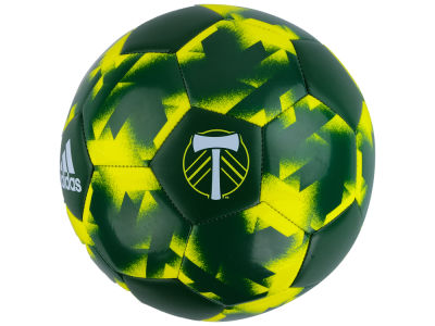 Portland Timbers adidas Authentic Soccer Ball
