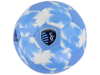 Sporting Kansas City adidas Authentic Soccer Ball