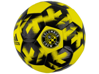 Columbus Crew SC adidas Authentic Soccer Ball