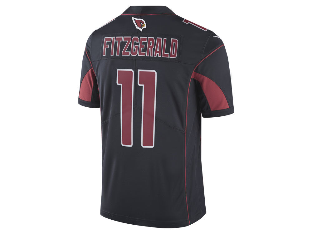 2c97267bc Arizona Cardinals Larry Fitzgerald Nike NFL Men s Limited Color Rush Jersey
