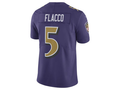 Baltimore Ravens Joe Flacco Nike NFL Men's Limited Color Rush Jersey