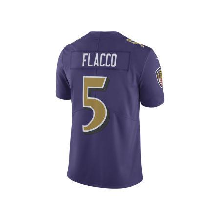 Baltimore Ravens Joe Flacco Nike NFL Men's Limited Color Rush Jersey