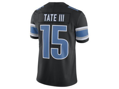 Detroit Lions Golden Tate III Nike NFL Men's Limited Color Rush Jersey