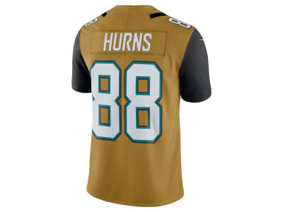 Jacksonville Jaguars Allen Hurns Nike NFL Men's Limited Color Rush Jersey