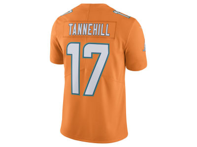 Miami Dolphins Ryan Tannehill Nike NFL Men's Limited Color Rush Jersey