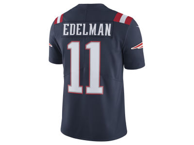 New England Patriots Julian Edelman Nike NFL Men's Limited Color Rush Jersey