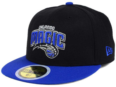 Orlando Magic New Era NBA Kids 2-Tone Team 59FIFTY Cap