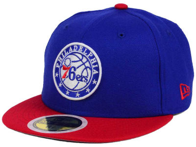 Philadelphia 76ers New Era NBA Kids 2-Tone Team 59FIFTY Cap