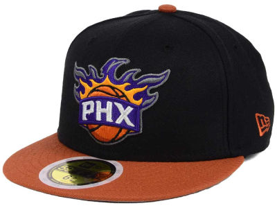 Phoenix Suns New Era NBA Kids 2-Tone Team 59FIFTY Cap