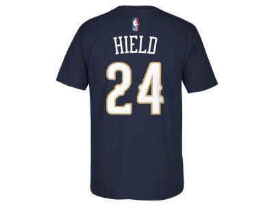 New Orleans Pelicans Buddy Hield adidas NBA Men's Player T-Shirt