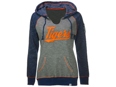 Detroit Tigers Majestic MLB Women's Aboslute Confidence Hoodie