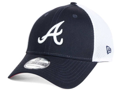 Atlanta Braves New Era MLB Neo Builder 39THIRTY Cap