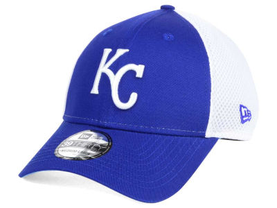 Kansas City Royals New Era MLB Neo Builder 39THIRTY Cap