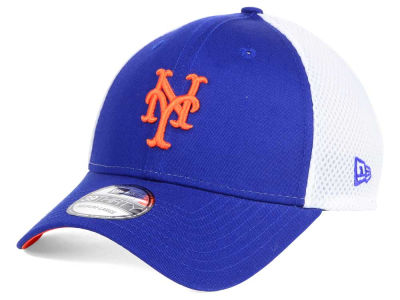 New York Mets New Era MLB Neo Builder 39THIRTY Cap