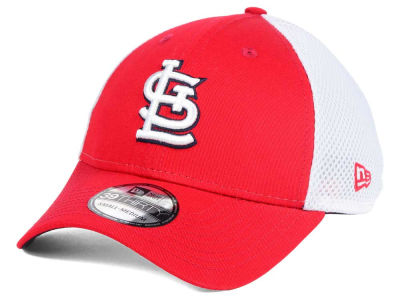 St. Louis Cardinals New Era MLB Neo Builder 39THIRTY Cap