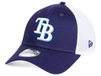 Tampa Bay Rays New Era MLB Neo Builder 39THIRTY Cap