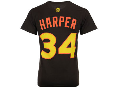 Washington Nationals Bryce Harper MLB Men's All Star Game 2016 Player T-Shirt