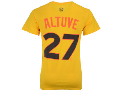 Houston Astros Jose Altuve MLB Men's All Star Game 2016 Player T-Shirt