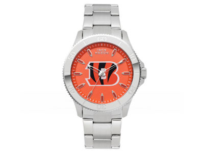 Cincinnati Bengals Men's Color Sport Bracelet Watch