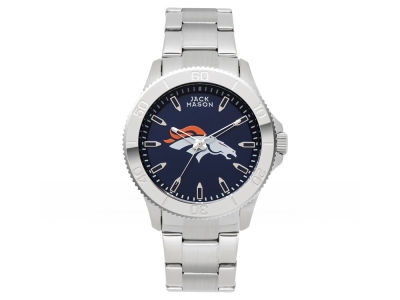 Denver Broncos Men's Color Sport Bracelet Watch