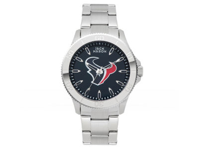 Houston Texans Men's Color Sport Bracelet Watch