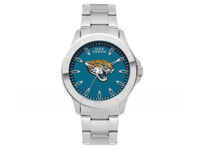 Jacksonville Jaguars Men's Color Sport Bracelet Watch