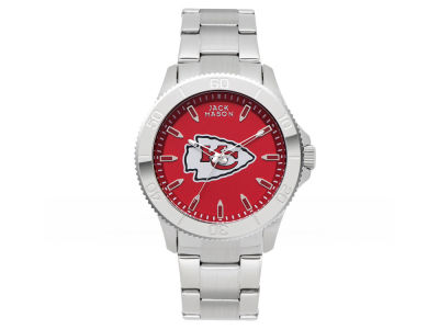 Kansas City Chiefs Men's Color Sport Bracelet Watch