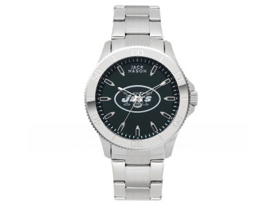 New York Jets Men's Color Sport Bracelet Watch