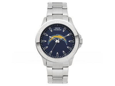 Los Angeles Chargers Jack Mason Men's Color Sport Bracelet Watch