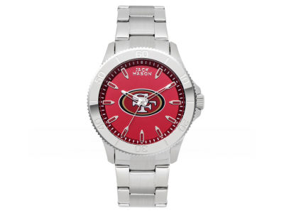 San Francisco 49ers Men's Color Sport Bracelet Watch