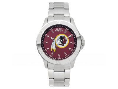 Washington Redskins Jack Mason Men's Color Sport Bracelet Watch
