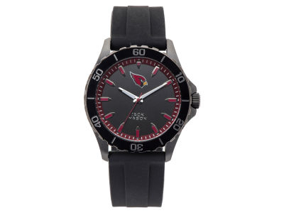 Arizona Cardinals Jack Mason Men's Sport Silicone Strap Watch